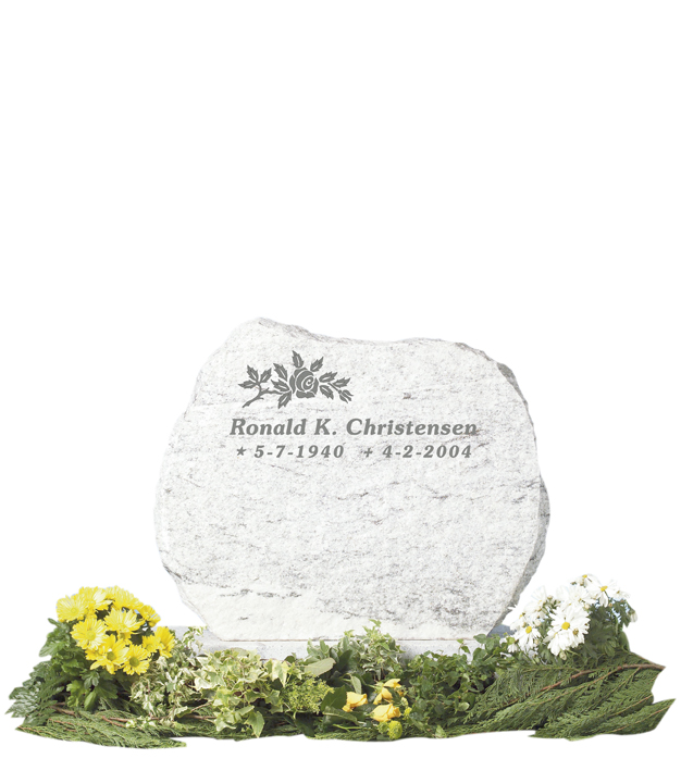 Bilde Komplett gravsten 205 (L)