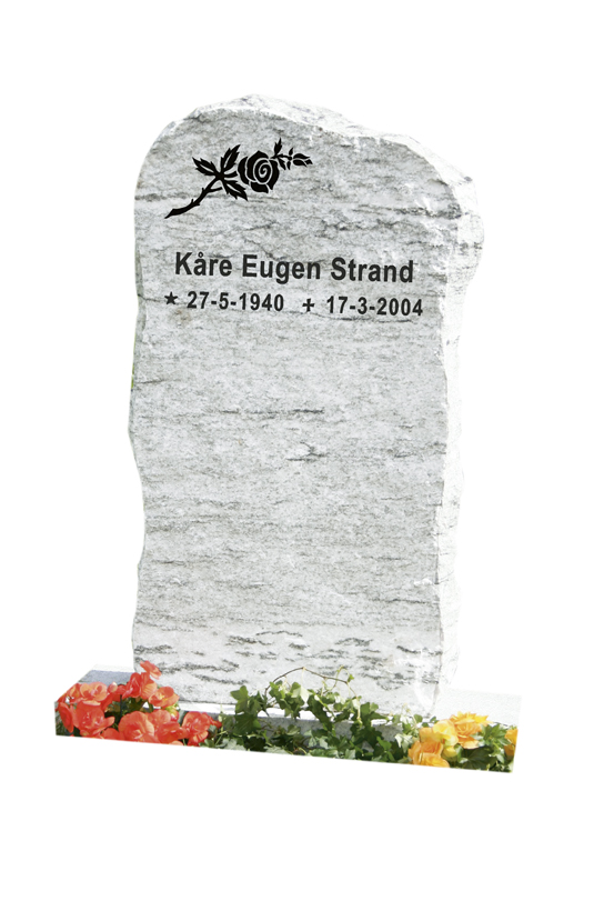 Bilde Komplett gravsten 209
