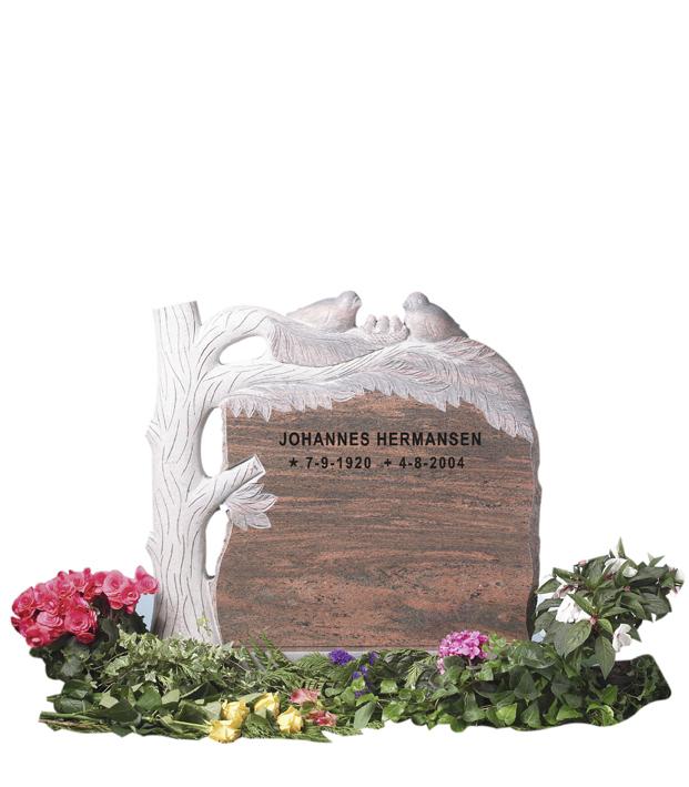 Bilde Komplett gravsten 219