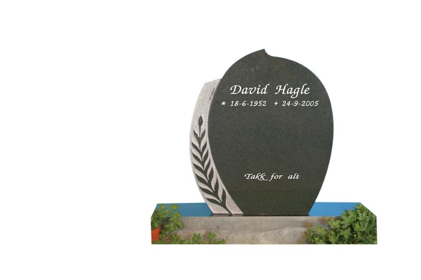 Bilde Komplett gravsten 238
