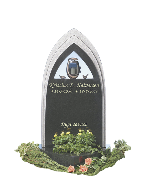 Bilde Komplett gravsten 269
