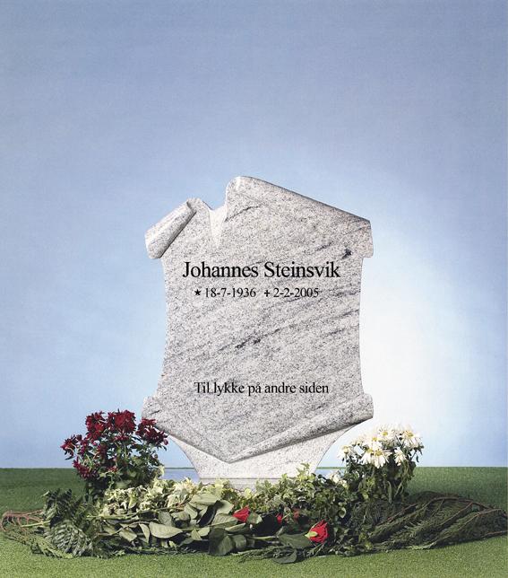 Bilde Komplett gravsten 271