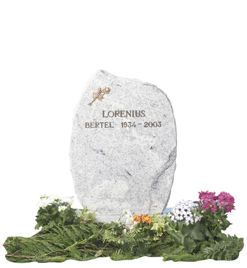 Bilde Komplett gravsten 310