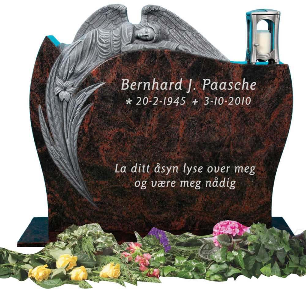 Bilde Komplett gravsten 331