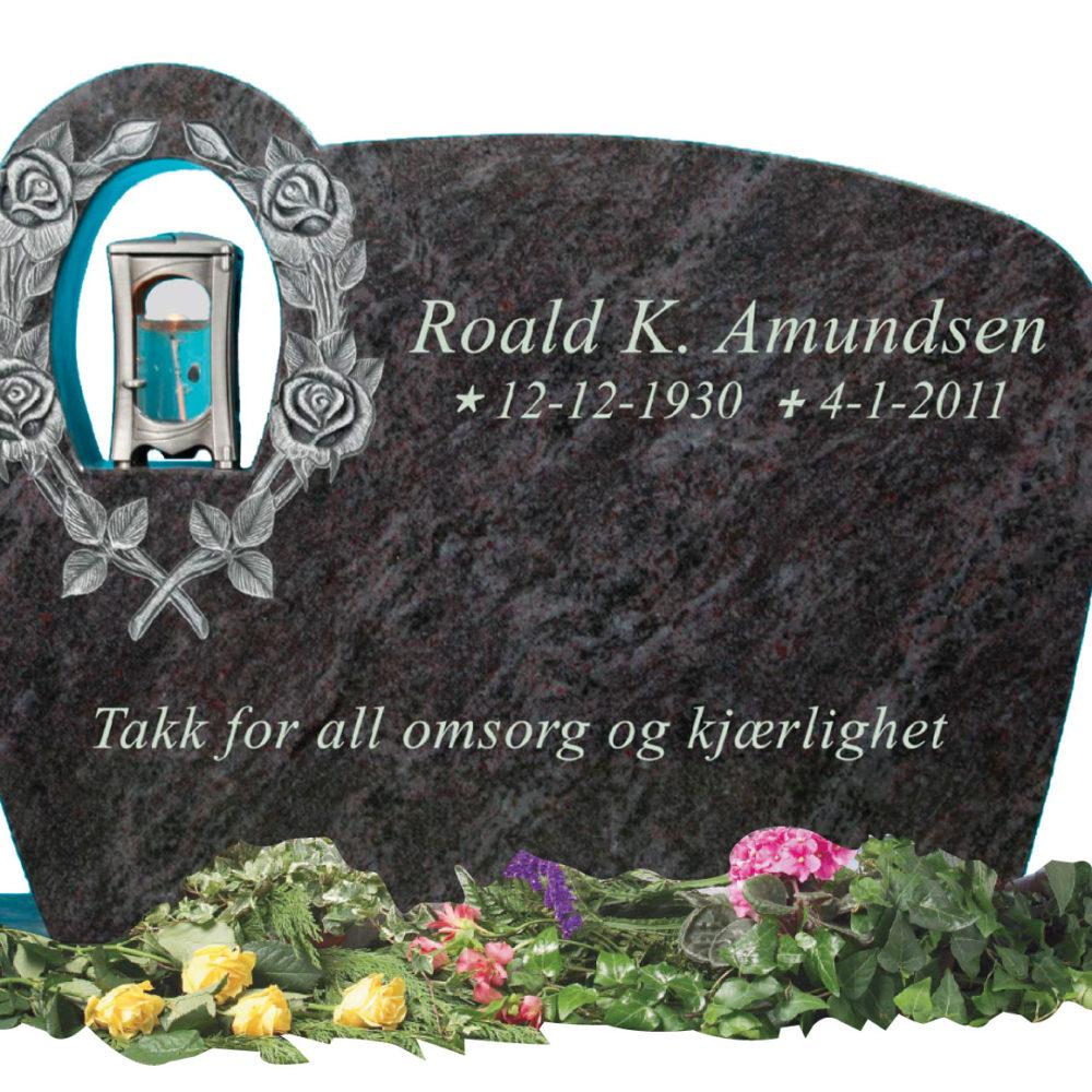 Bilde Komplett gravsten 351