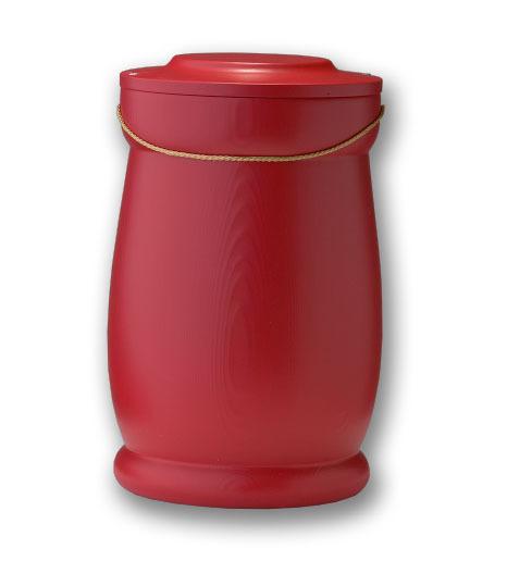 Rød urne